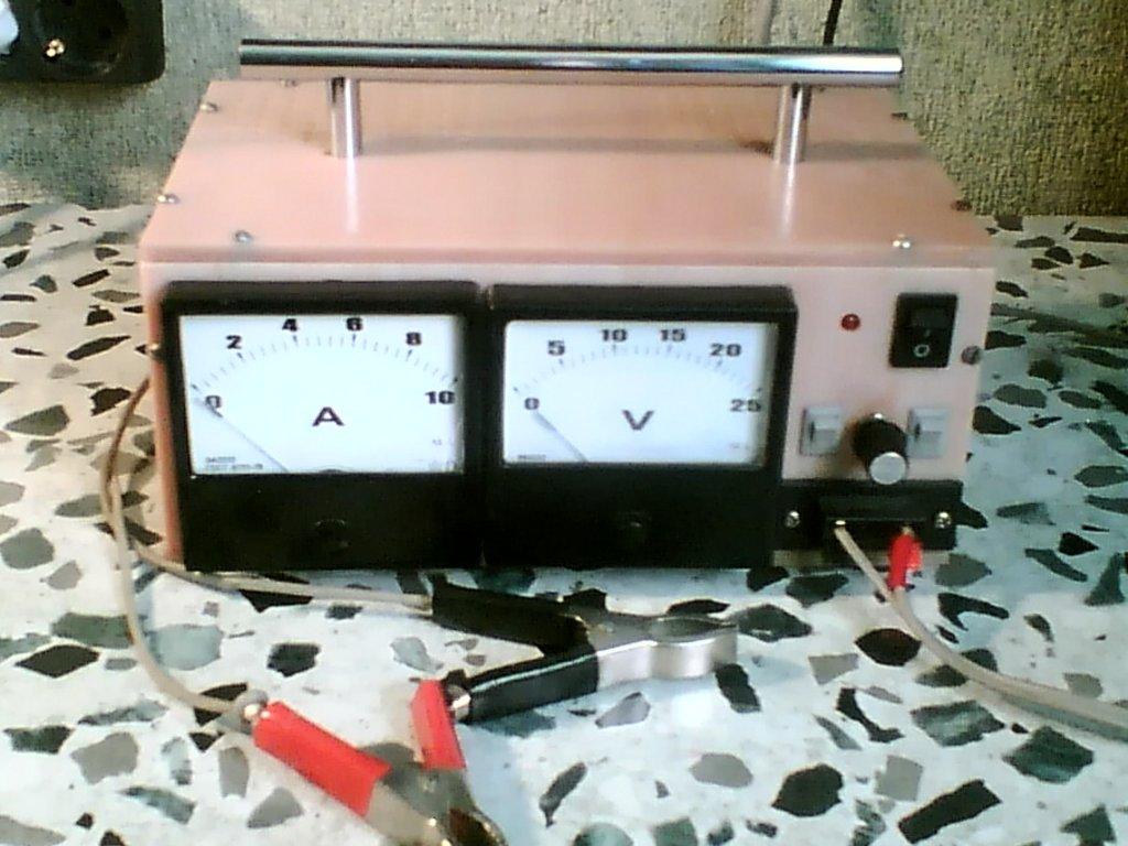самодельный схема домофон